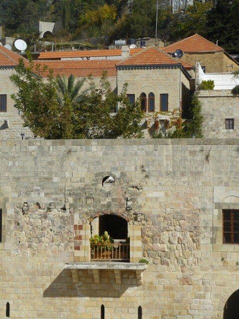 Visite de Beiteddine et Der el Kamar 10.11.11 1